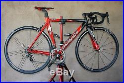 Specialized S-Works M4 Campagnolo Record Ultra 51cm FREE SHIPPING