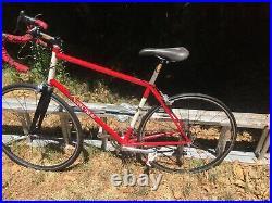 Spectrum Custom Road Bike. Campagnolo Record