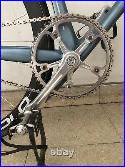 Strela laser pista bicycle with campagnolo record pista