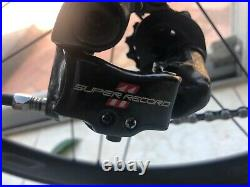 Super Record 11 Campagnolo Carbon Groupset