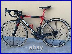 TEAM UAE Emirates COLNAGO C64 Rennrad Roadbike Campagnolo Super Record EPS 11