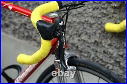 Tommasini prestige campagnolo record 10 columbus brain 1998 italian steel bike