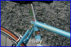 Tommasini prestige campagnolo super record italy steel vintage bicycle 3t