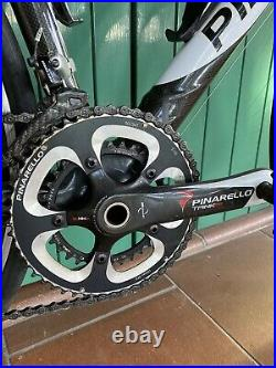 Top! Pinarello FP PARIS Carbon Rennrad ROADBIKE Campagnolo Record Titanium