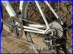 Top Specs Sarto Lampo Aero Road Bike, Campagnolo Record 11speed. RRP £10k