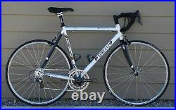 Torelli Stiletto Columbus Altec road bike 56cm Campagnolo Record Titanium Carbon