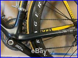 Trek Madone 6.9 SSL Project One carbon fiber road bike Campagnolo Record 10 54cm