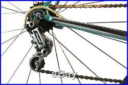 UNIQUE Luciano Paletti Split Seat Tube Road Bike 55cm cc Campagnolo Super Record