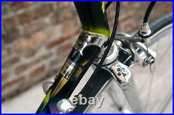 VGC colnago master olympic campagnolo zonda record 8 bike gilco tubes