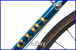 Vincini Road Bike 56cm Steel Campagnolo Super Record 6 Speed Nisi Laser Aero