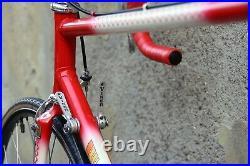 Viner stella retinata campagnolo super record italian steel bike vintage