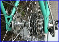 Vintage 1977 Bob Jackson Classic Road Race Bike Campagnolo Super Record Eroica