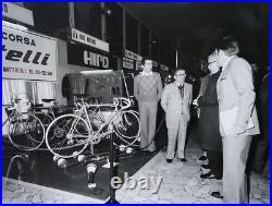 Vintage 1979 Patelli Super Corsa, panto'd Campagnolo Super Record groupset 57cms