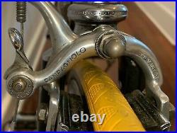 Vintage 1980 Cinelli Super Corsa Model Giro D' Italia Campagnolo Record