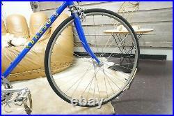 Vintage BASSO Road Bike Campagnolo Super Record Cinelli Original Italian Italy
