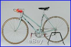 Vintage Bianchi Campione Del Mondo ladies road bike Campagnolo Nuovo Record 1975