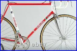 Vintage Bottecchia Carnielli Columbus SL Campagnolo Triomphe C Record road bike