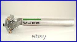 Vintage Campagnolo OLMO PANTO Nuovo Record SEATPOST 26.6mm Road bike (L1)