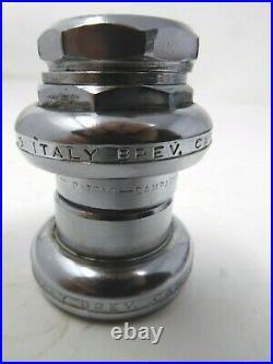 Vintage Campagnolo Record Steel Headset Italian Thread 4 your Vintage Bike B