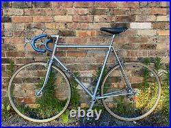 Vintage Condor Baracchi 59cm Time Trial Bike Reynolds 531 Campagnolo Record 1973