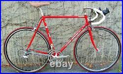 Vintage Eddy Merckx Corsa Extra SLX Campagnolo C Record 56cm