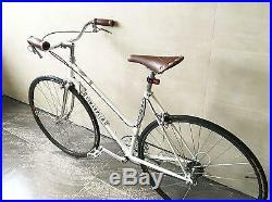 Vintage Pinarello ladies Columbus Steel Road bike 51cm Campagnolo Nuovo Record