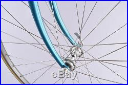 Vintage Richard Sachs Steel Road Bike 55x55cm Campagnolo Record 8 Speed Cinelli