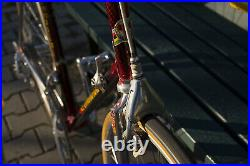 Vintage Tommasini Super Prestige bike Campagnolo C-Record Delta, Columbus SLX