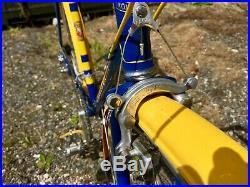 Vintage W. F Holdsworth Bicycle 1961 Reg Collard Campagnolo Record Mafac Brooks