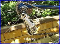 Vintage bicycle Cyclocross ROYAL Campagnolo nuovo record Groupset
