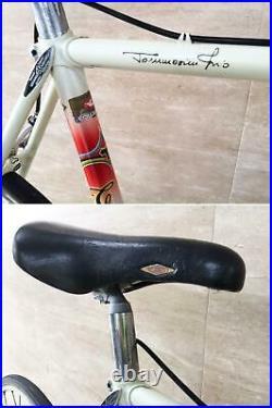 VintageTommasini Prestige Steel Road bike 54cm 9.06kg 19.97LBS Campagnolo Record