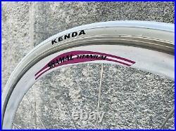 Vitus 992 54cm Campagnolo Delta Shamal C Record Vintage Rennrad Bicycle Eroica