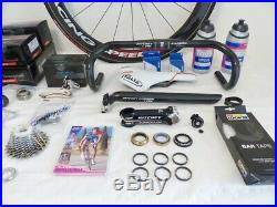 WILIER LE ROI Team Lampre XXL Campagnolo Record Fulcrum Racing Speed Ritchey WCS