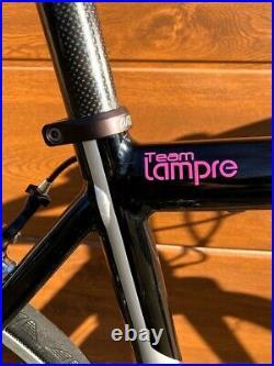 Wilier Team Lampre Campagnolo Record 10 speed Neutron Nucleon FSA Fizik