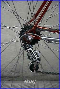 Wilier triestina ramata campagnolo super record almarc italian steel eroica bike