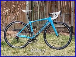 XS 50 cm Franco Kanan Carbon Road Bike Full Campagnolo Super Record! Pristine